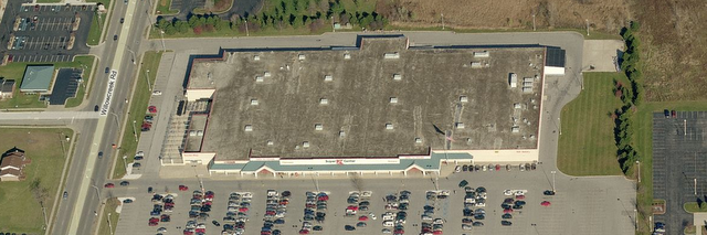 Best Buy Auto Center >> Dead and Dying retail: Closed Super Kmart Stores in Indiana