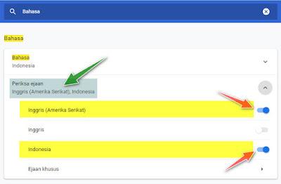 Cara Mengatasi Typo dengan Chrome Spell Checking