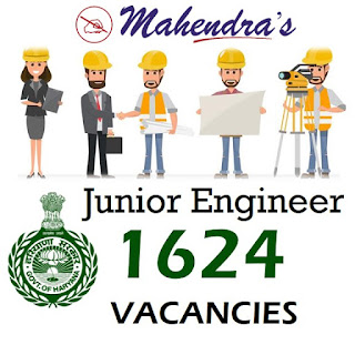HSSC Junior Engineer Recruitment 2019 : 1624 Vacancies