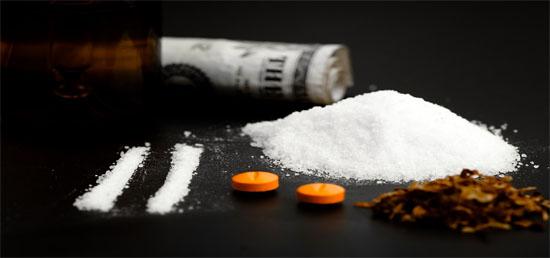 Drogas ilegais