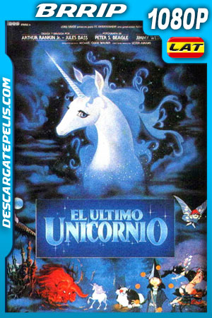 El ultimo unicornio (1982) 1080p BRrip Latino – Ingles