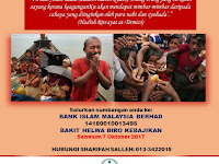 Rayuan Sumbangan Tabung Kemanusiaan Rohingya 2017