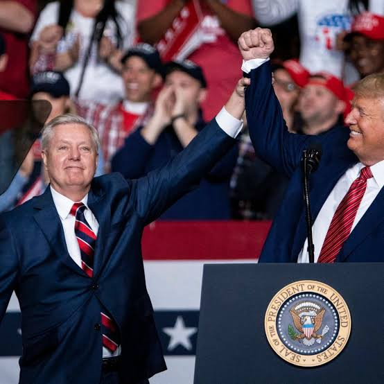 """Enough is Enough"" Joe Biden won - Trump die-hard ally Sen. Lindsey Graham finally discards Donald Trump (Watch Video)"