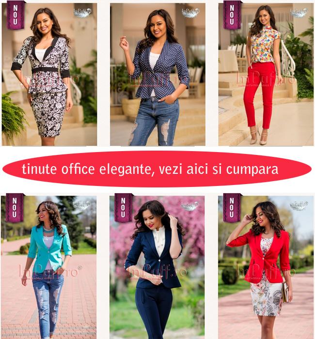 tinute office dama elegante 2016