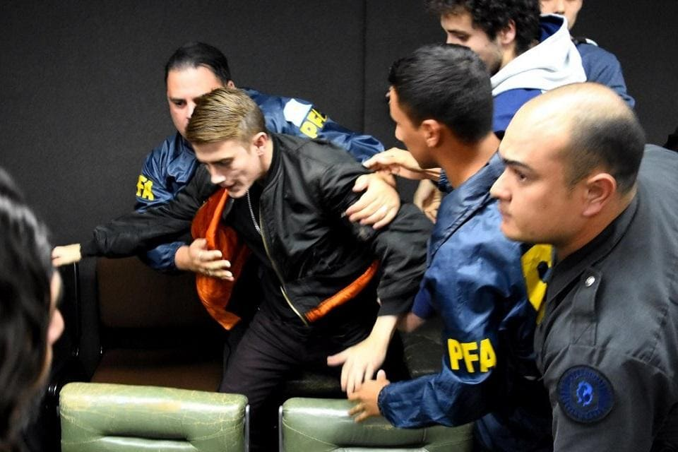 Confirmaron las condenas para miembros de una banda neonazi de Mar del Plata