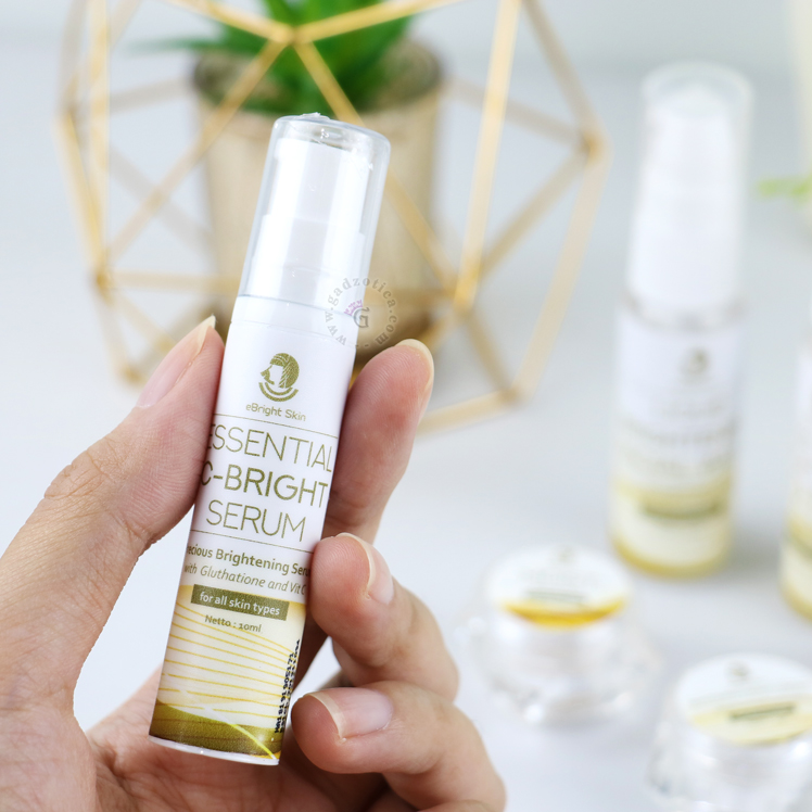 eBright Skin Essential C-Bright Serum