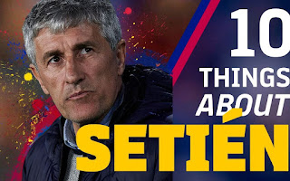 10 Things You Probably Don't Know About The New Barcelona Coach (Quique Setién)