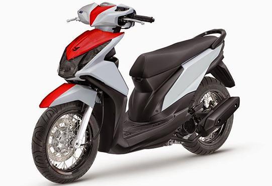 Gambar dan foto Modifikasi Honda Beat Terbaru