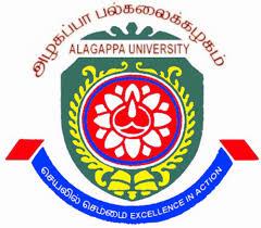 ALAGAPPA UNIVERSITY logo image