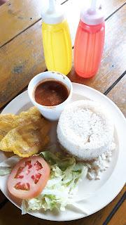 Nationalgericht in Puerto Rico: Bohnen mit Reis