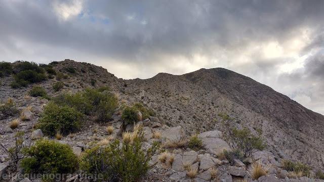 senda, sierra de talacasto, trekking, baños termales, talacasto, dificultad