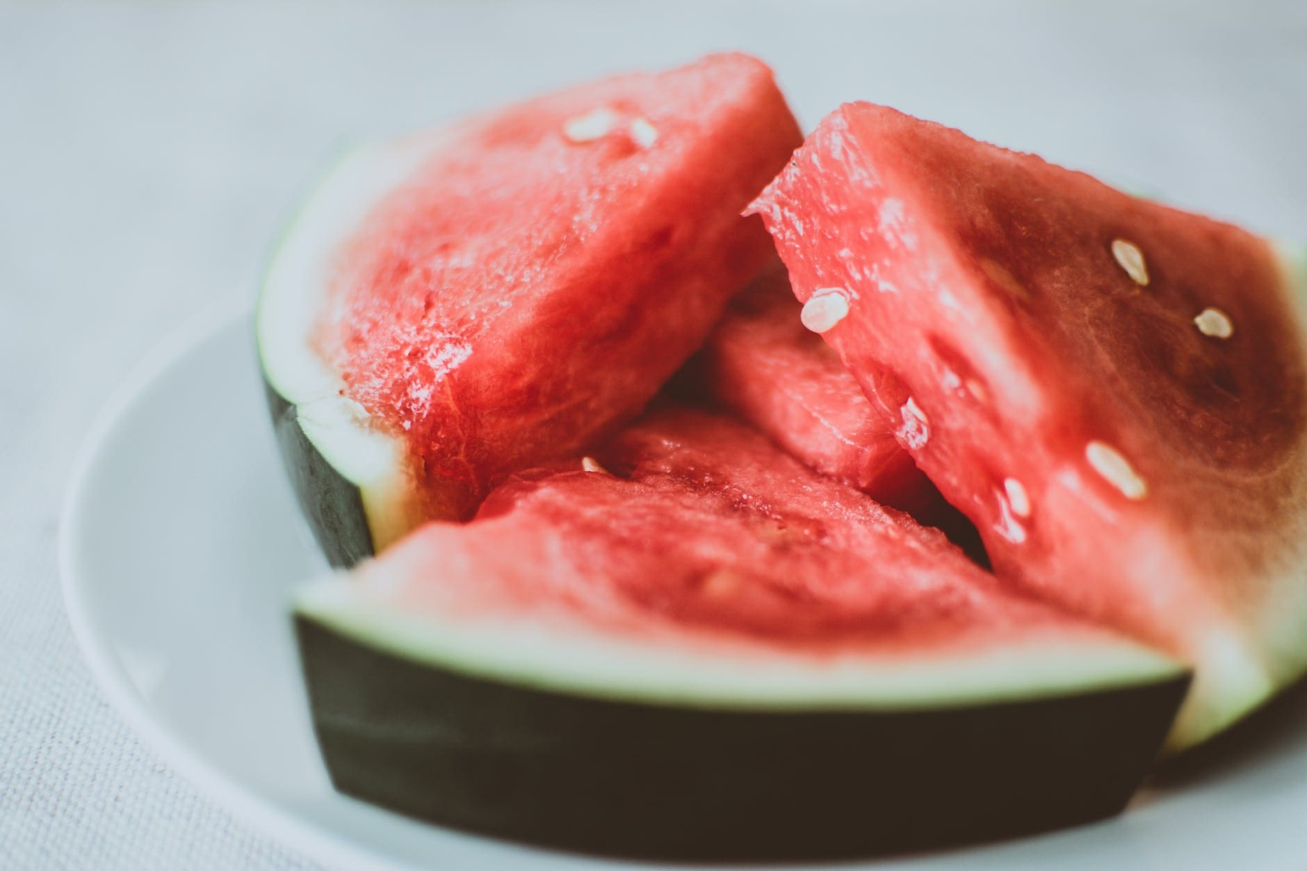 Benefits of red watermelon on an empty stomach