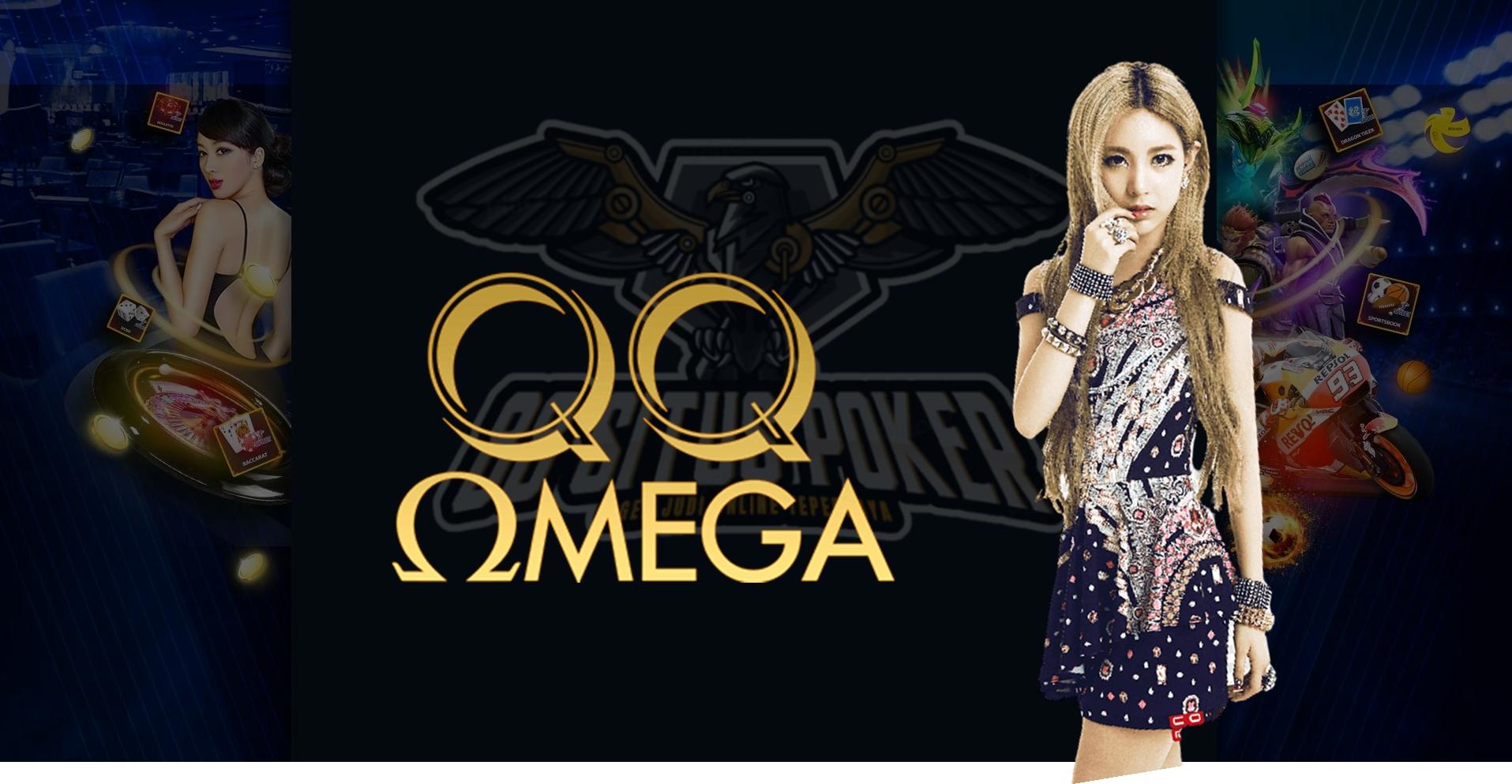 Situs Daftar QQomega Online