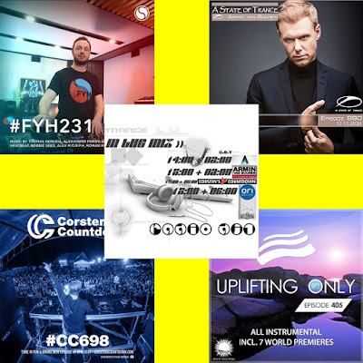 In The Mix 13.11. -  19.11.2020 on Radio DJ ONE