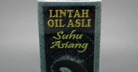 minyak lintah hitam papua original pembesar penis