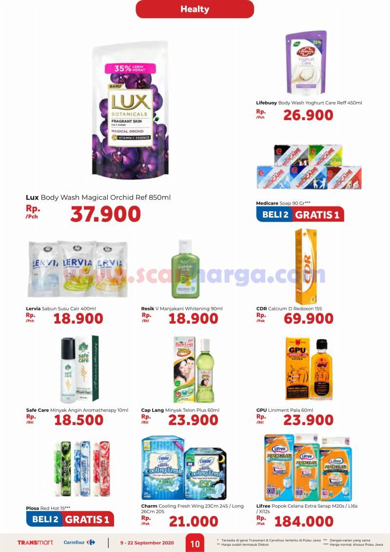 Katalog Promo Carrefour 9 - 22 September 2020 10