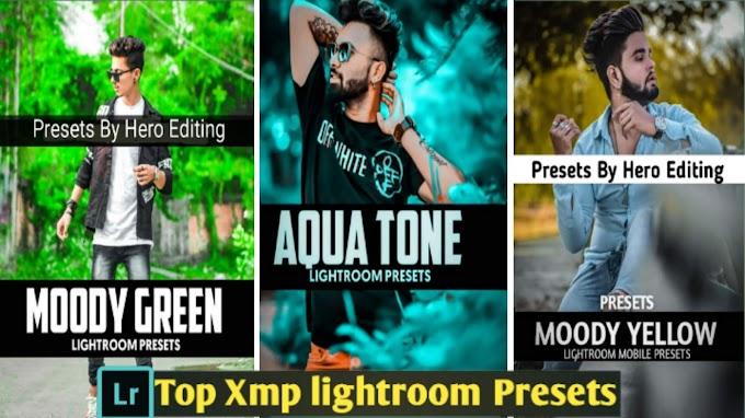 Top Xmp 4 Premium Lightroom Presets Free Download Hero Editing