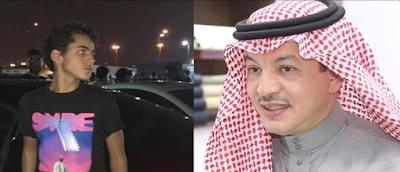 وفاة ابن الفنان السعودي طلال سلامة