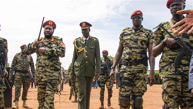 South Sudan's President Salva Kiir declares state of emergency