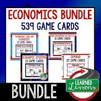 Free Enterprise, Economics, Free Enterprise Lesson, Economics Lesson, Free Enterprise Games, Economics Games, Free Enterprise Test Prep, Economics Test Prep