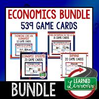 Free Enterprise, Economics, Free Enterprise Lesson, Economics Lesson, Free Enterprise Games, Economics Games, Free Enterprise Test Prep, Economics Test Prep