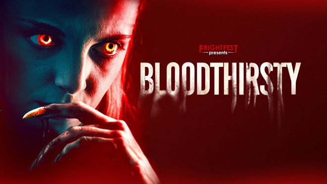 bloodthirsty póster