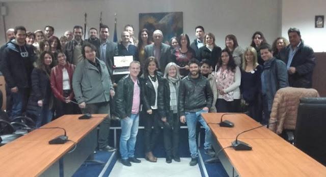 Ηγουμενίτσα: Πραγματοποιήθηκε εχτές η πρώτη συνάντηση για την υλοποίηση του Let's Do It Greece 2016