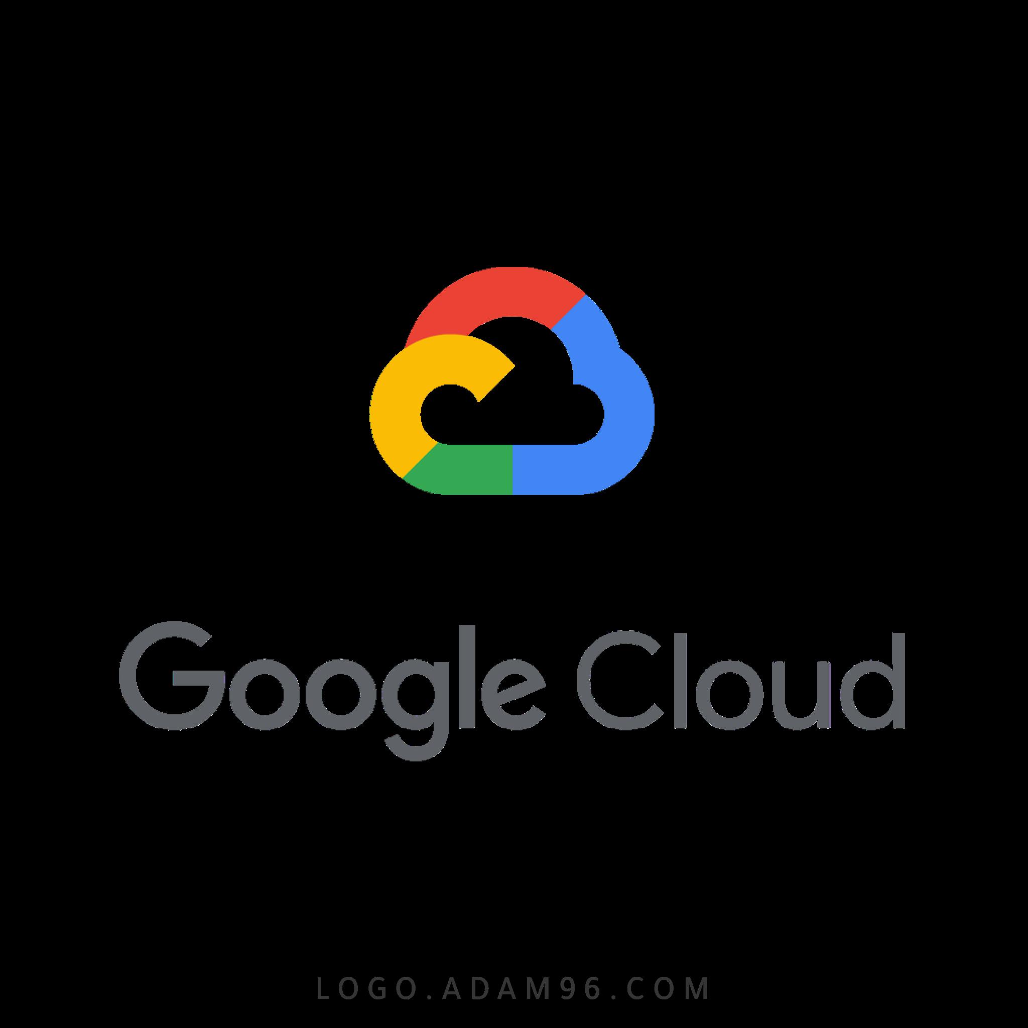 تحميل شعار منصة جوجل السحابية لوجو رسمي عالي الدقة بصيغة شفافة Logo Google Cloud PNG