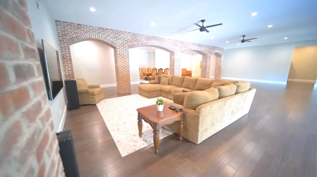 41 Photos vs. DaBaby's $2.3 Million NC Mansion Interior Design Tour