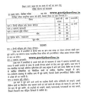 Uttar Pradesh UPSSSC Vanrakshak, Forest Guard Govt Jobs Recruitment Exam Pattern and Syllabus.png