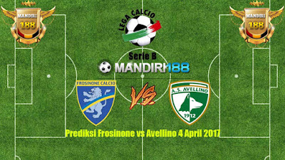 AGEN BOLA - Prediksi Frosinone vs Avellino 4 April 2017