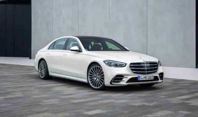 سعر ومواصفات الجوهرة مرسيدس بنز اس كلاس الجديدة 2021 Mercedes S-Class