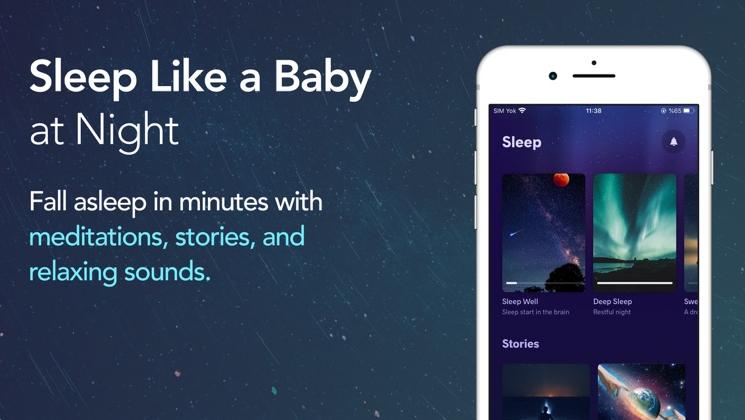 Sleep Like A Baby at Night