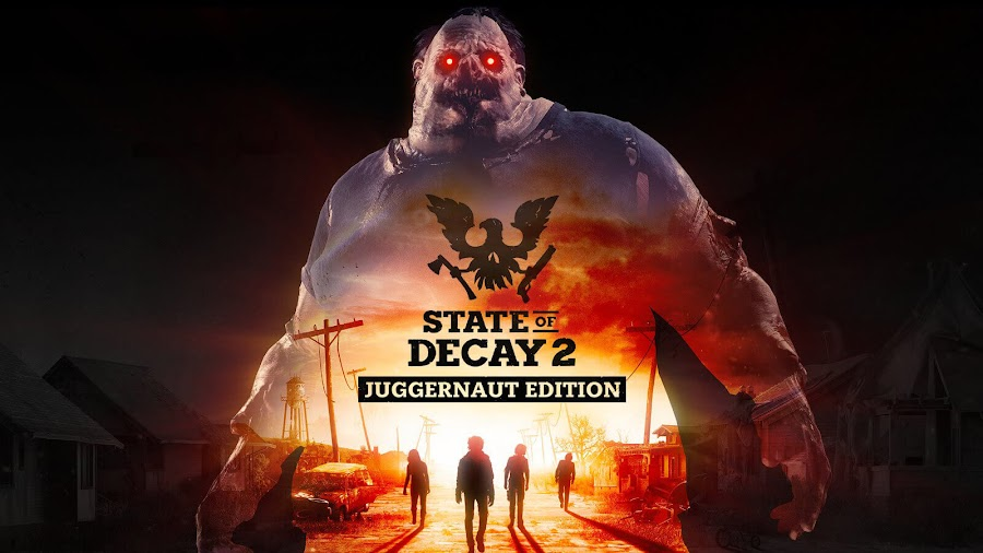state of decay 2 juggernaut edition free content update undead labs microsoft studios pc steam xb1 game pass open-world zombie survival game