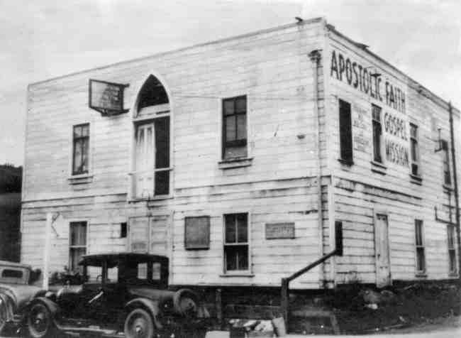 Why the Azusa Street Revival Ended By J.D. King Azusa+Street
