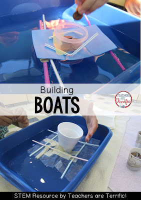 STEM Challenges: Straws are such a great material to use for your STEM projects. They are easy to use, come in many colors and sizes, and they are inexpensive! This task is to build a boat made of straws!