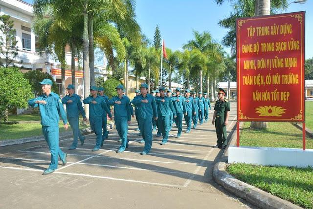 Nâng tầm cho cán bộ ngành quân sự cơ sở