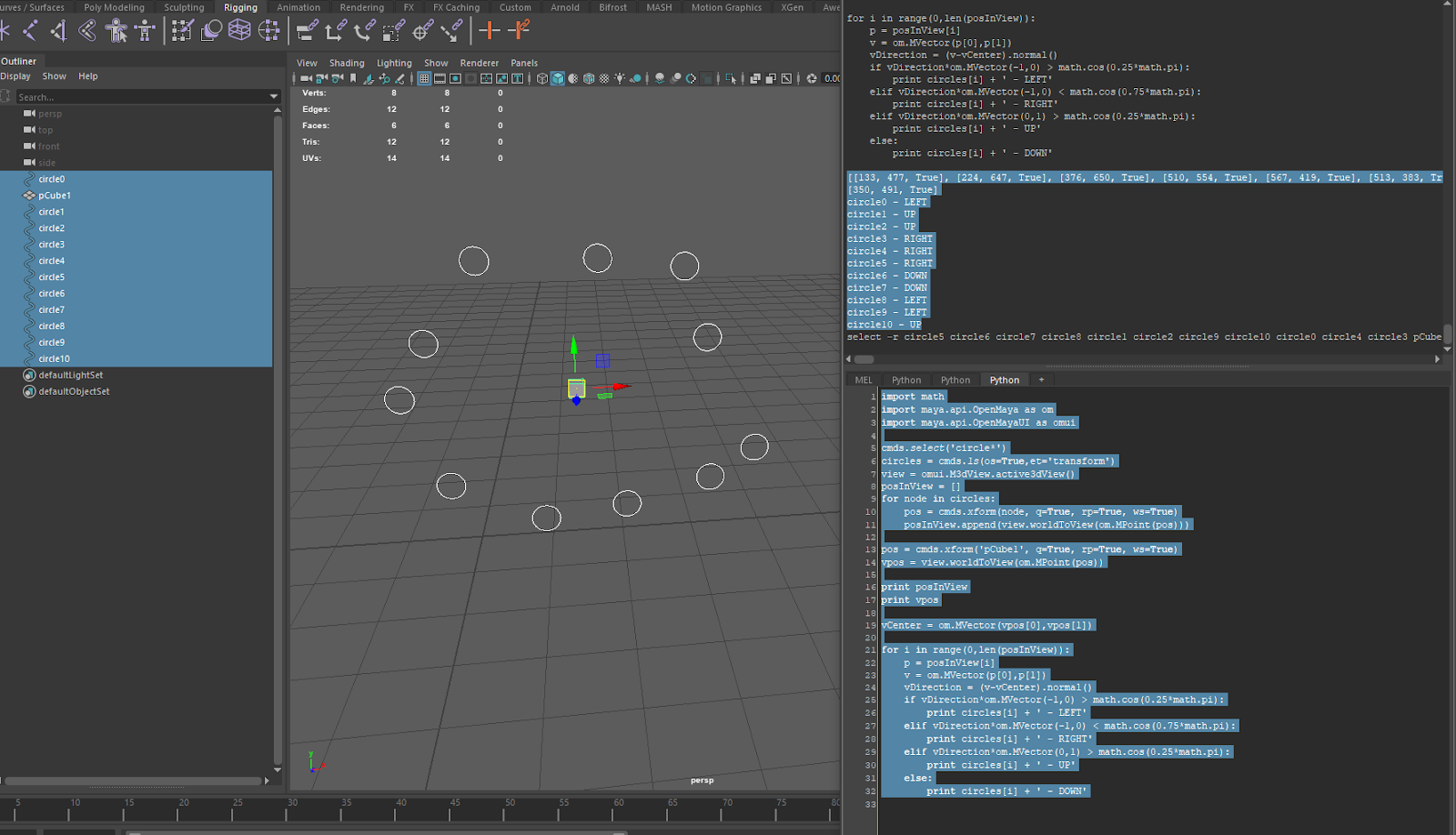Pyside2 UI Example for Maya | Critical Hit