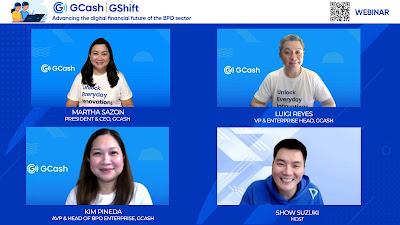 GCASH FINANCIAL ECOSYSTEM