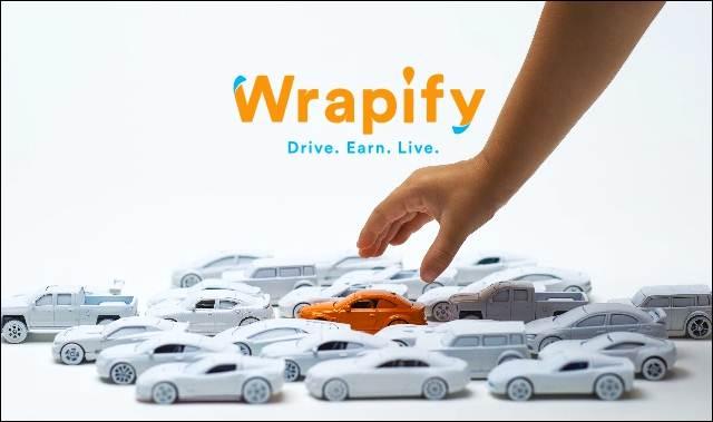 Wrapify Menambah Kilometer Mobil Digital