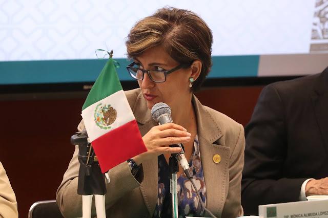 diputada Mónica Almeida López (PRD)