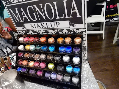Magnolia Makeup at The Makeup Show New York 2016 - www.modenmakeup.com
