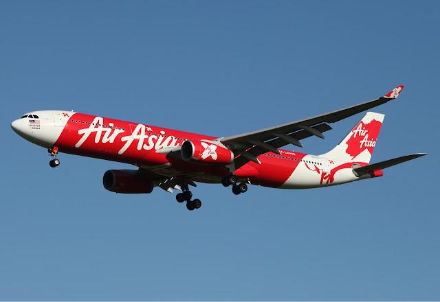 Air Asia Terbang Kembali ke Australia Usai Tabrak Burung
