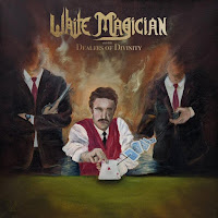 "Ο δίσκος των White Magician ""Dealers of Divinity"""