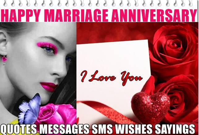 Sweet marriage anniversary quotes, wedding anniversary messages, anniversary messages to your girlfriend or boyfriend
