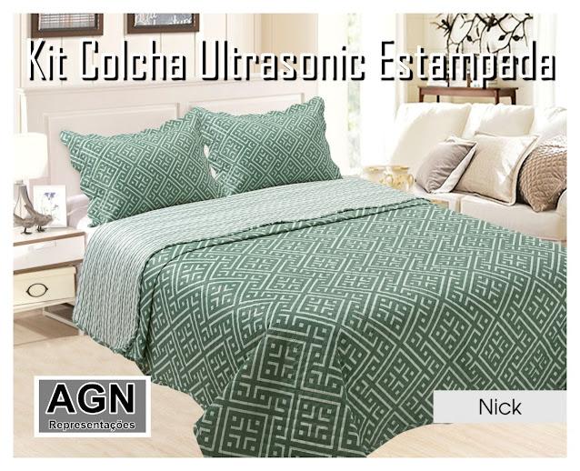 colcha bolti patchwork microfibra  ultrasonica  sultan