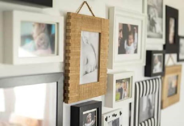 photo frame for the wall