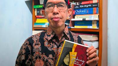 """Novel """"Tembang dan Perang"""" Junaedi Setiyono Bakal Diangkat dalam Webinar Nasional"""