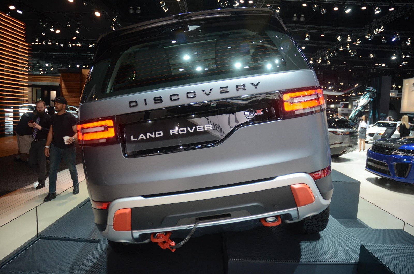 Cortez Auto Sales >> SVX V8 Is The Ultimate Land Rover Discovery For Off ...