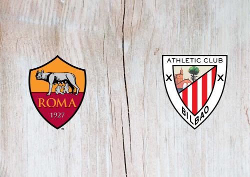 Roma vs Athletic Club -Highlights 7 August 2019
